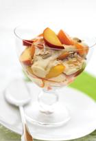 Summer Fruits And Muesli Trifle
