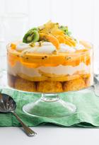Mango Passionfruit Trifle