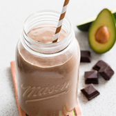 Chocolate & Avocado Smoothie