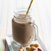Nutty Choc Banana Smoothie