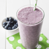 Purple Cow Smoothie