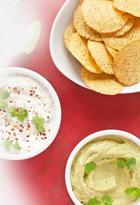 Mexican Dipping Sauce & Creamy Avocado Dip