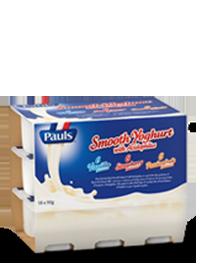 Family Smooth Yoghurts