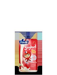 Kids Yoghurt Pouch Strawberry