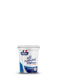 All Natural Yoghurt Original