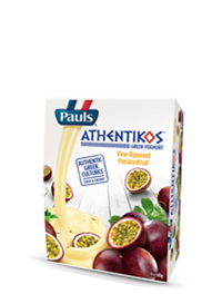 Athentikos Greek Yoghurt Vine Ripened Passionfruit