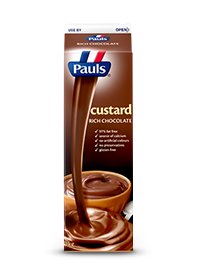 Rich Chocolate Custard