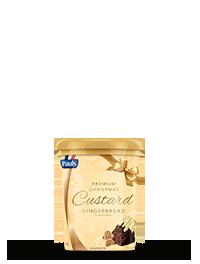 Gingerbread Premium Custard
