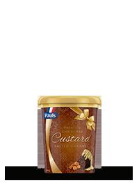 Salted Caramel Premium Custard