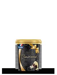 Vanilla Bean Premium Custard