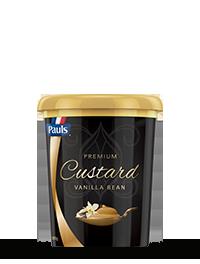 Premium Vanilla Bean Custard