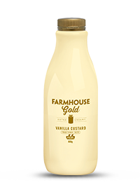 Farmhouse Gold Custard Vanilla