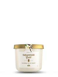 Farmhouse Gold Yoghurt Vanilla