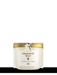 Farmhouse Gold Yoghurt Vanilla