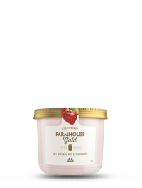 Farmhouse Gold Yoghurt Strawberry