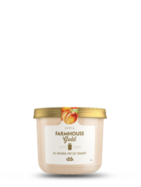 Farmhouse Gold Yoghurt Peach