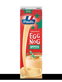 Brandy Flavoured Egg Nog