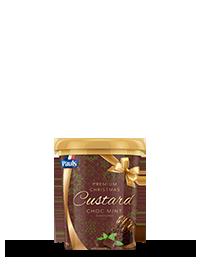 Choc Mint Premium Custard